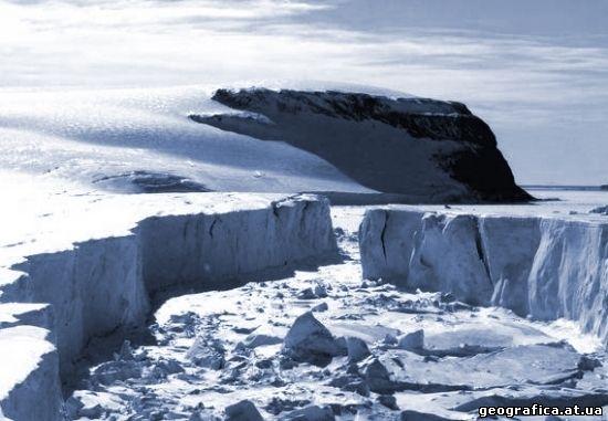 лід, льодовик, Аляска, Бенч, канал, гляціологія
